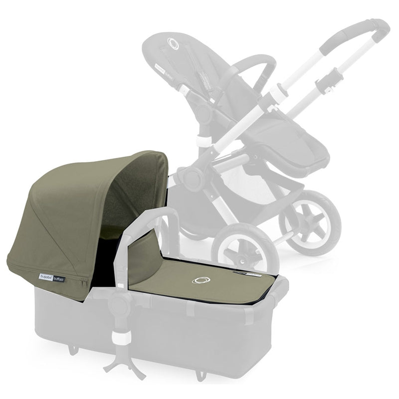 Bugaboo Buffalo Tailored Fabric - Dark Khaki