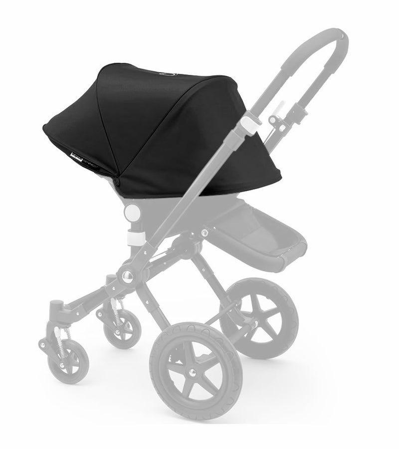 Bugaboo Cameleon3 Extendable Tailored Fabric Set, Black