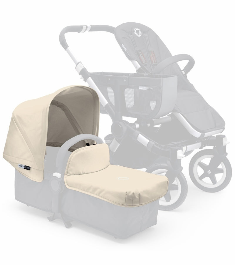 Bugaboo Donkey Extendable Tailored Fabric Set, Off White