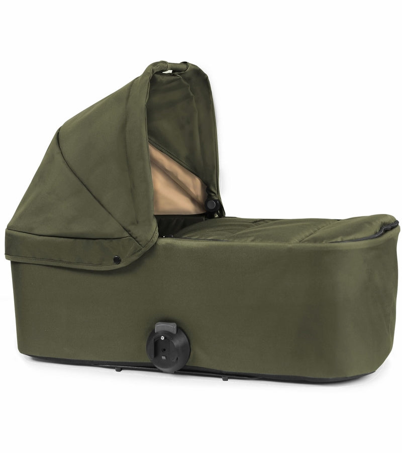 Bumbleride Indie Twin Carrycot - Camp Green