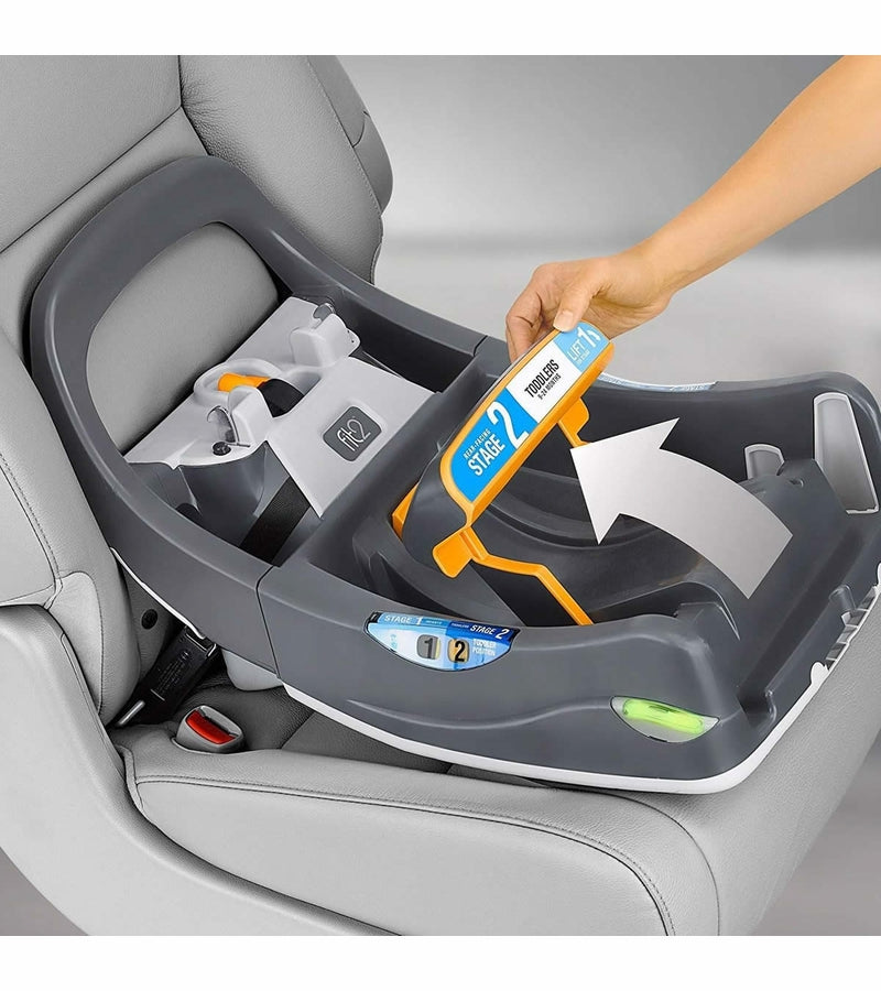 Chicco Fit2 Air Rear-Facing Infant & Toddler Car Seat - Marina