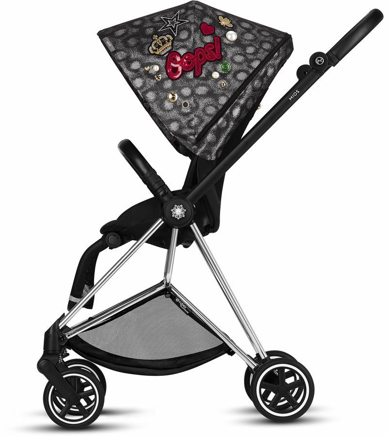 Cybex Mios Complete Stroller - Rebellious