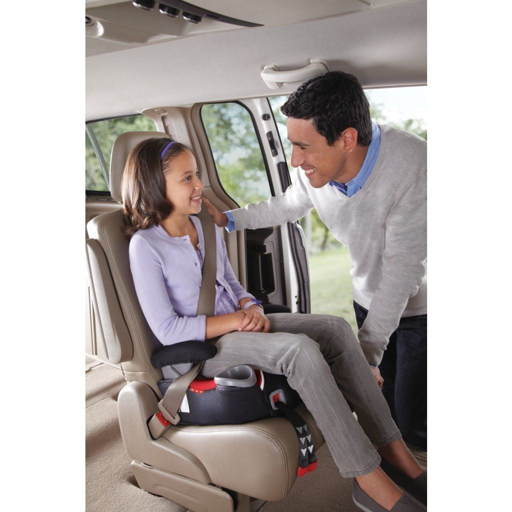 Graco Affix Backless Booster Car Seat in Callie