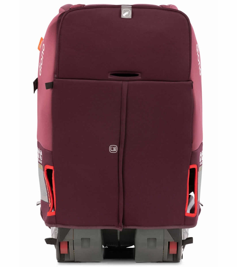 Diono Radian 3 RXT All-in-One Convertible Car Seat - Plum