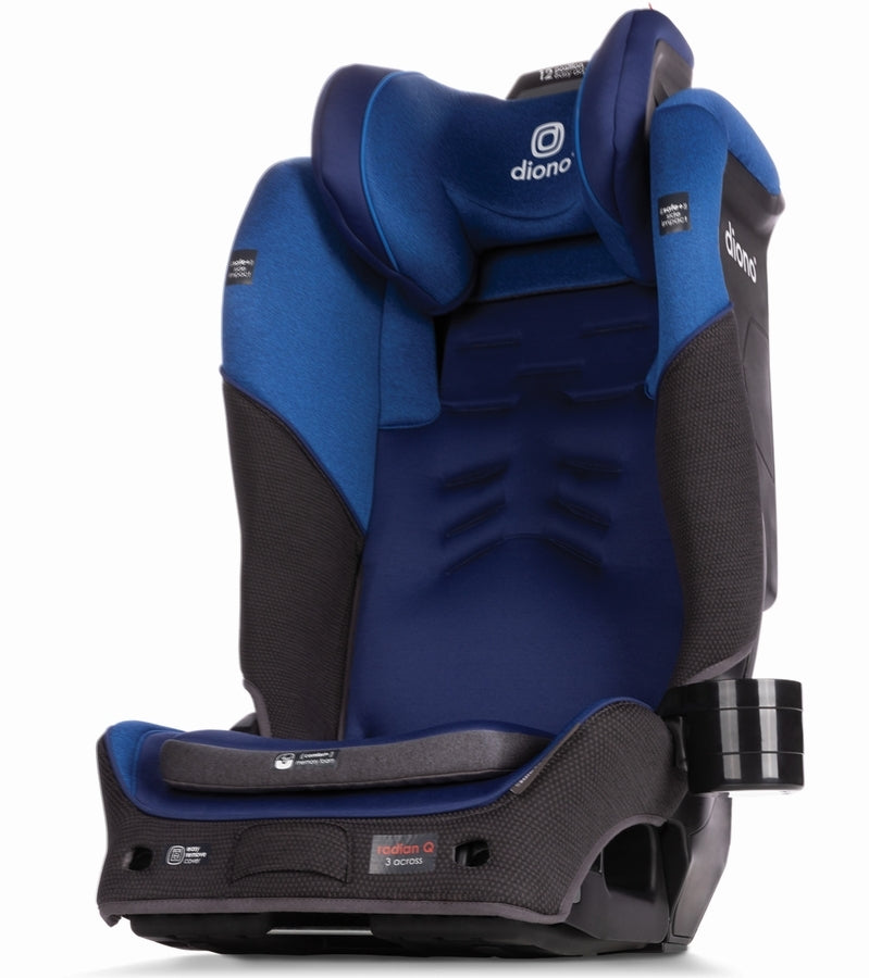 Diono Radian 3QX Ultimate 3 Across All-in-One Convertible Car Seat - Blue Sky