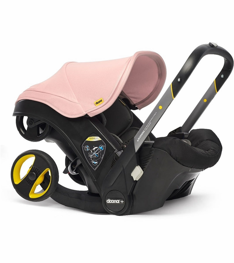 Doona+ Infant Car Seat - Blush Pink