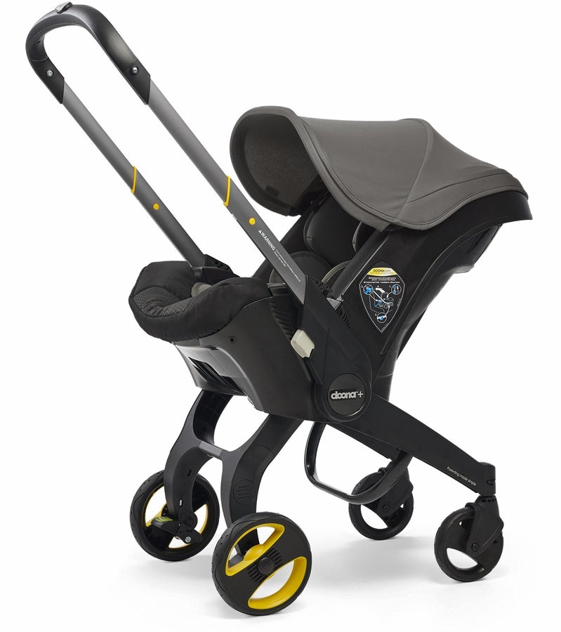 Doona+ Infant Car Seat - Grey Hound