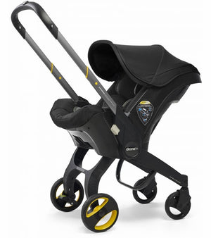 Doona+ Infant Car Seat - Nitro Black
