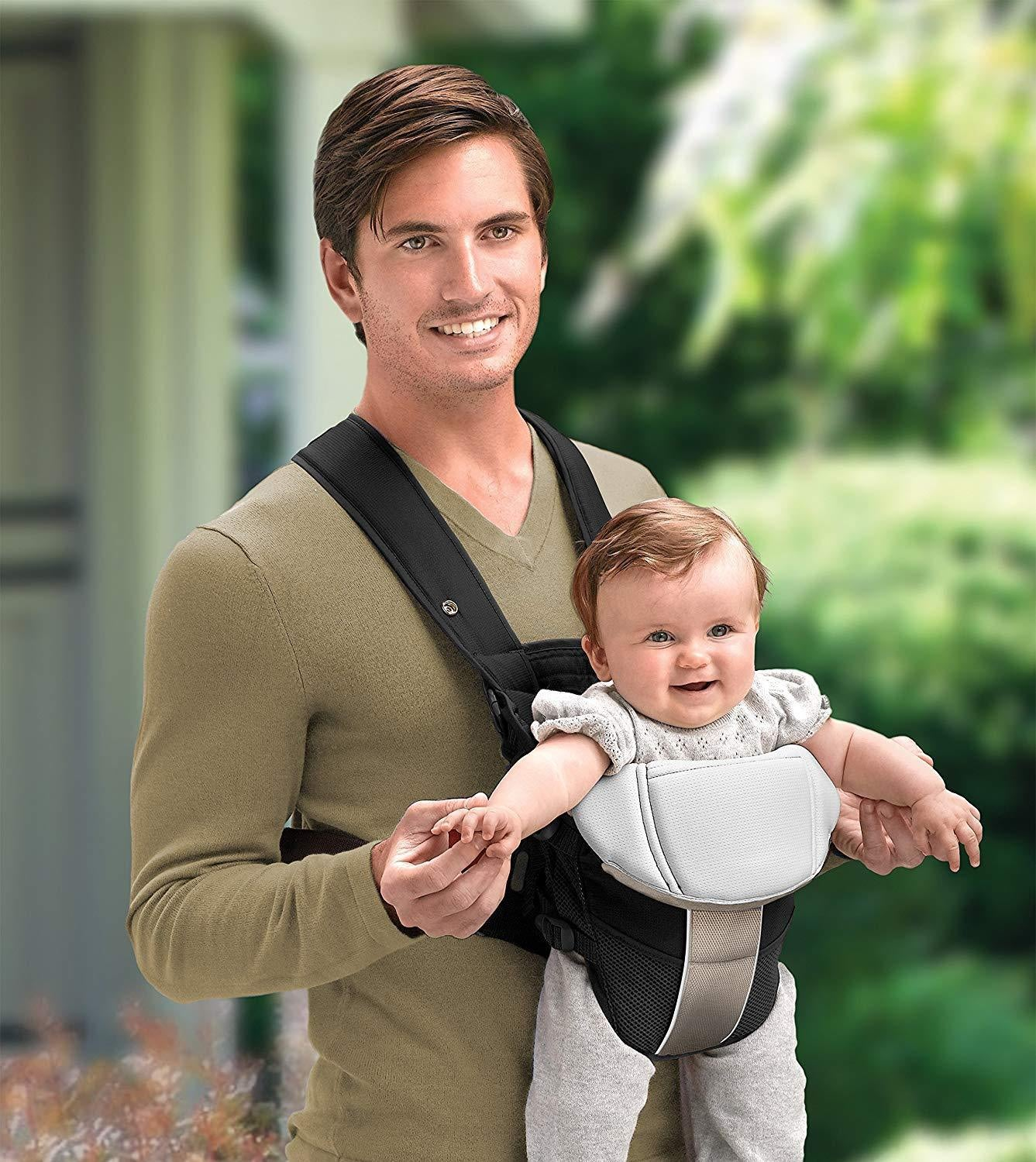Chicco UltraSoft Infant Carrier in Champagne
