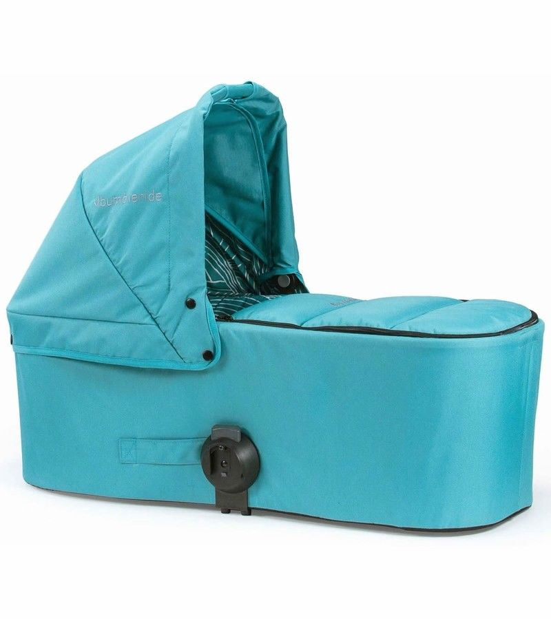 Bumbleride Indie Twin 2018 Carrycot Tourmaline Wave