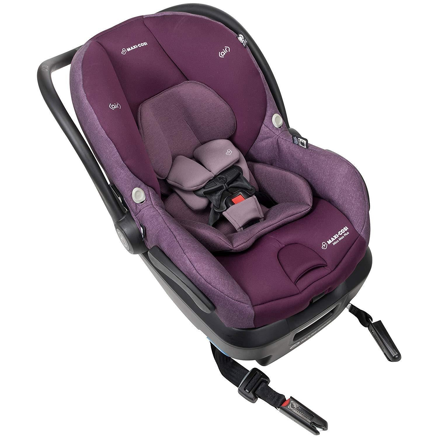 Maxi-Cosi Mico MAX Plus Infant Car Seat - Nomad Purple