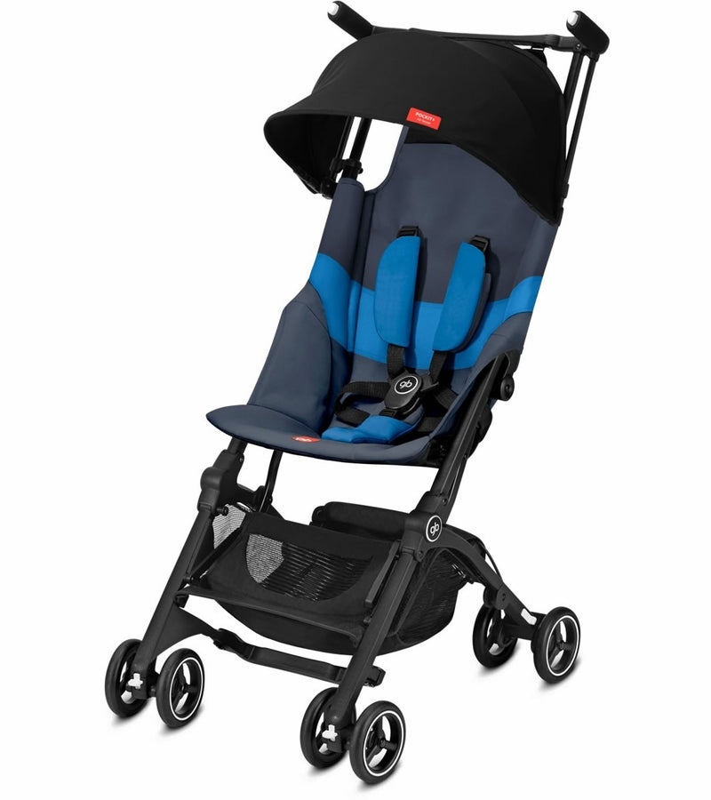 GB Pockit Plus All-Terrain Stroller - Night Blue