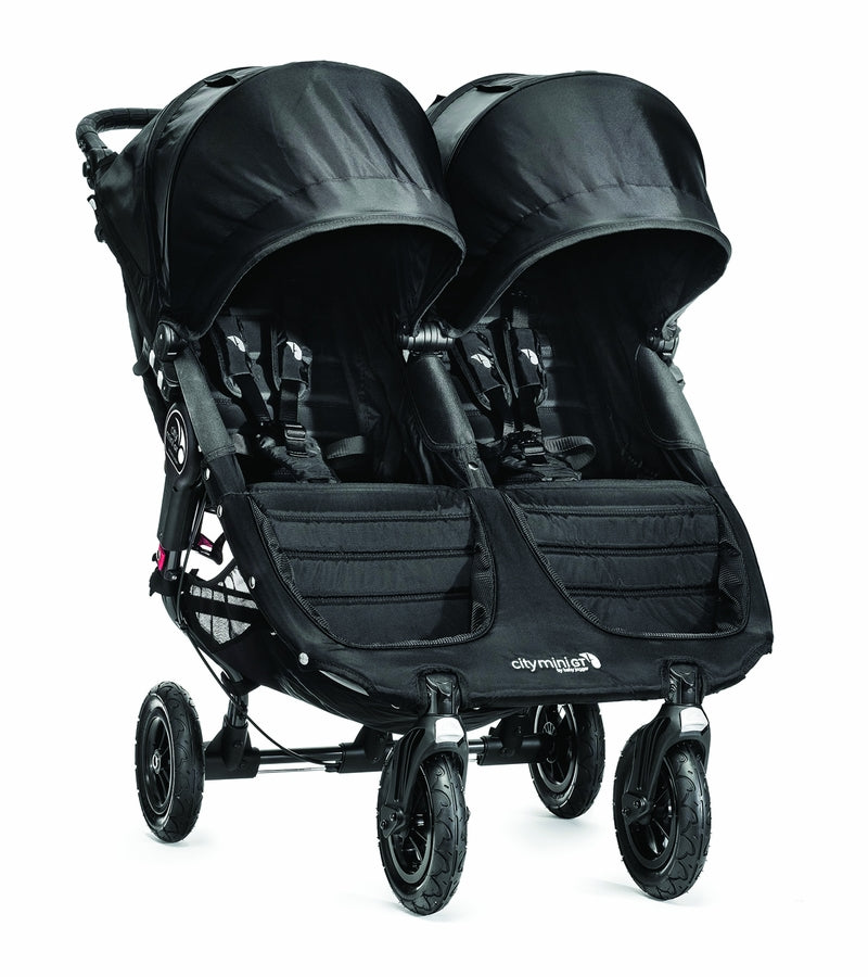 Baby Jogger City Mini GT Double,Black/Black