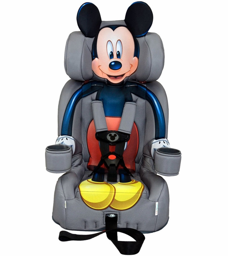 KidsEmbrace Combination Booster Car Seat - Mickey Mouse