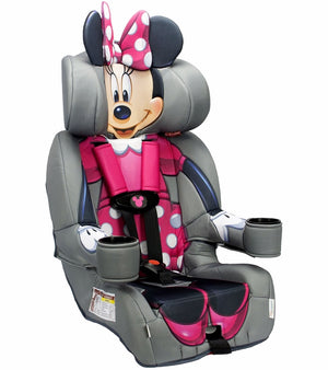 KidsEmbrace Combination Booster Car Seat - Minnie Mouse