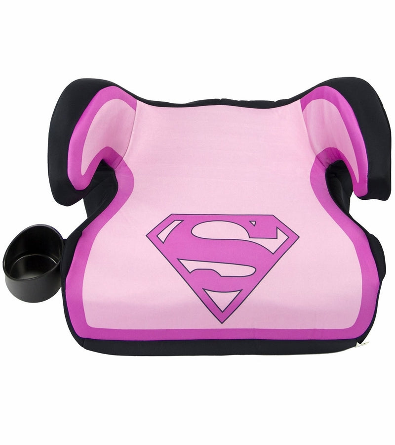 KidsEmbrace Fun Ride Backless Booster - Supergirl