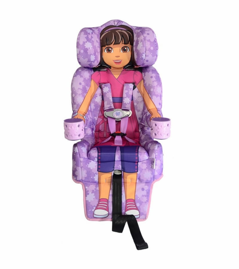 KidsEmbrace Combination Booster Car Seat - Dora the Explorer