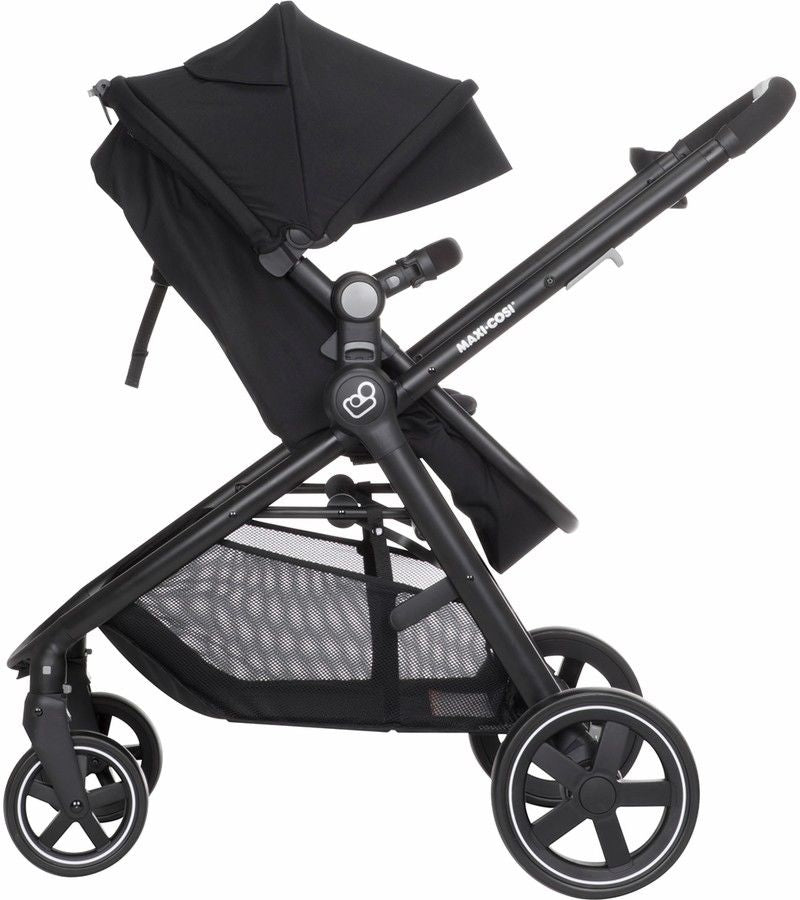 Maxi-Cosi Zelia Travel System with Mico 30 - Night Black