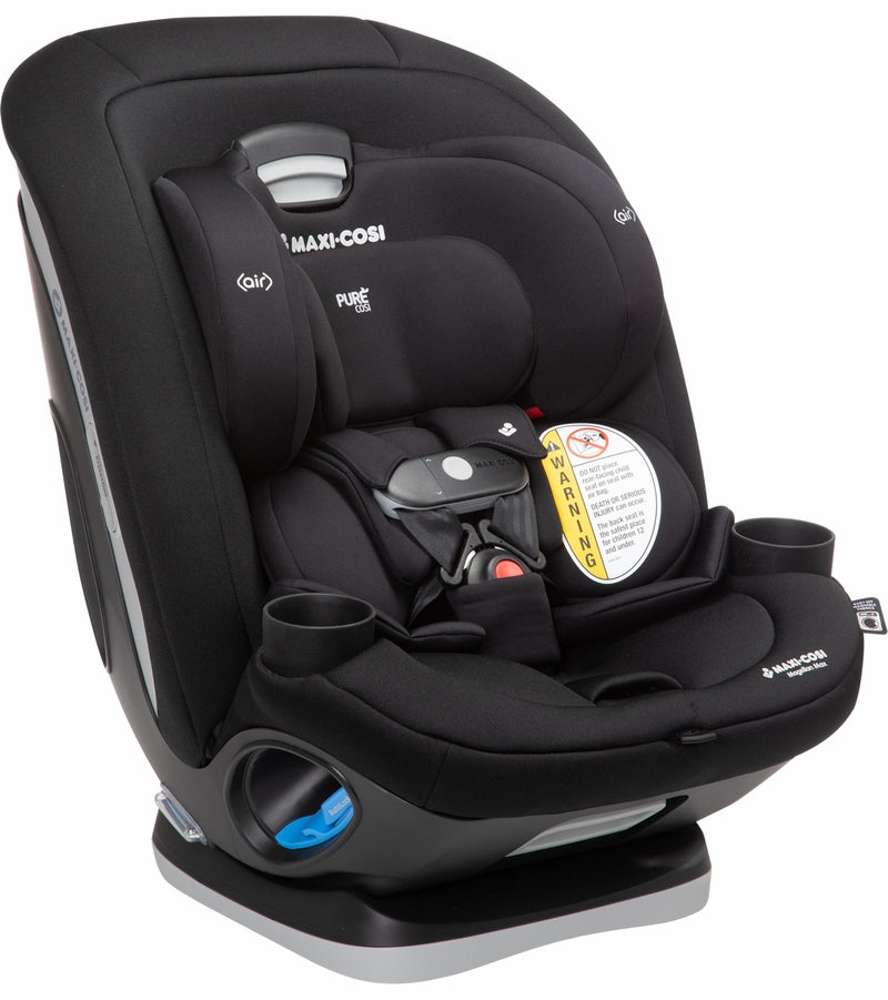 Maxi-Cosi Magellan Max 5-in-1 All-In-One Convertible Car Seat - Onyx Bliss (Chem Free)