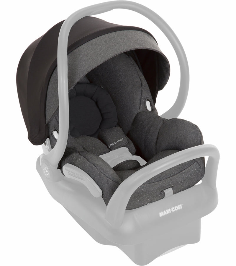 Maxi-Cosi Mico Max 30 Replacement Seat Pad - Sparkling Grey