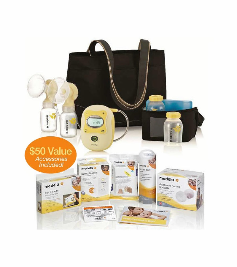 Medela Freestyle Solution Set + Free Accessory Set