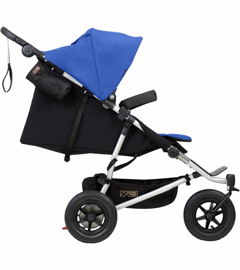 Mountain Buggy Duet 3.0 Double Stroller - Marine