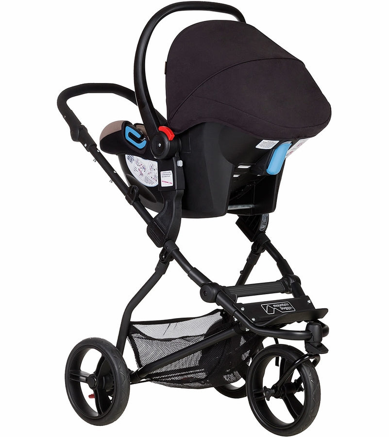 Mountain Buggy Mini Travel System - Berry