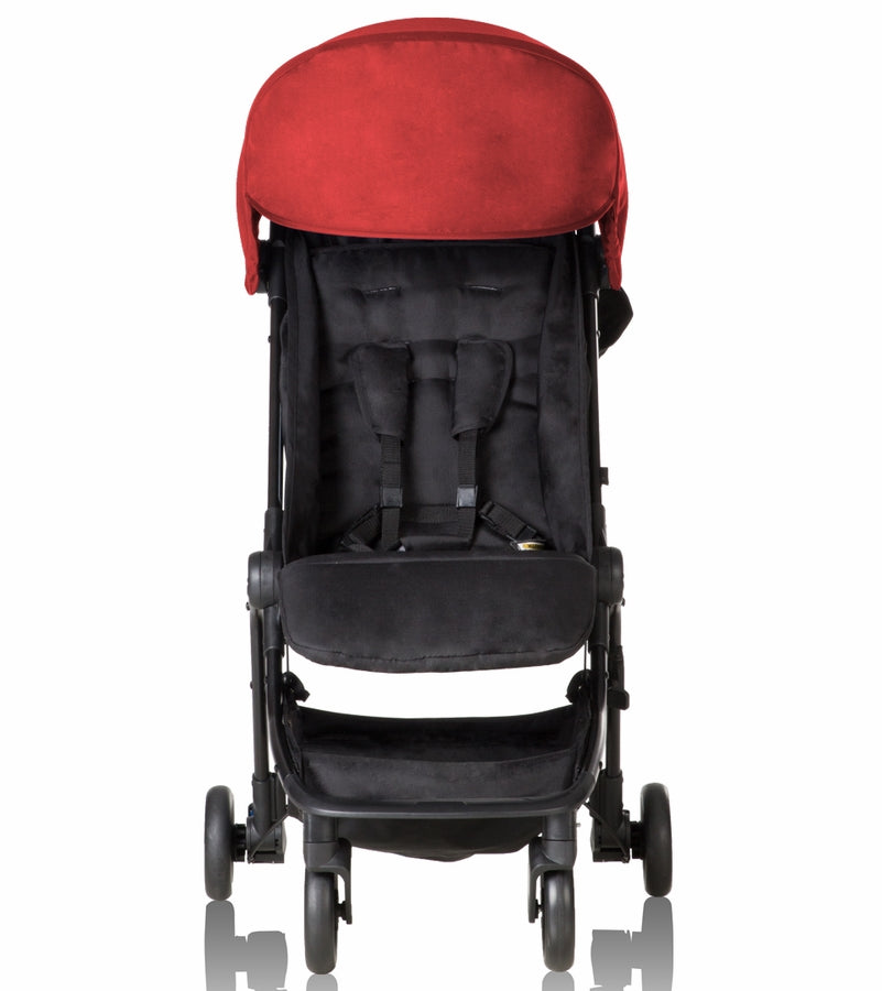 Mountain Buggy Nano V2 Stroller - Ruby