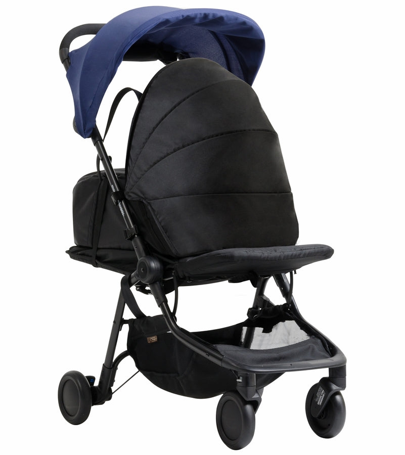 Mountain Buggy Newborn Cocoon - Black