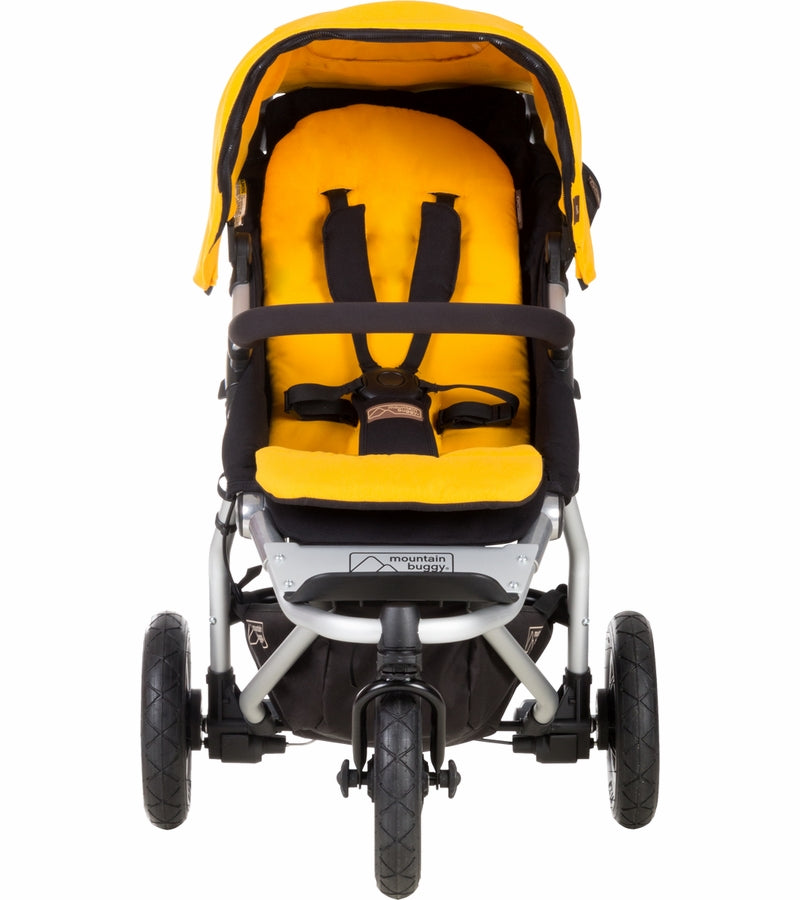 Mountain Buggy Swift Stroller 2015, Berry