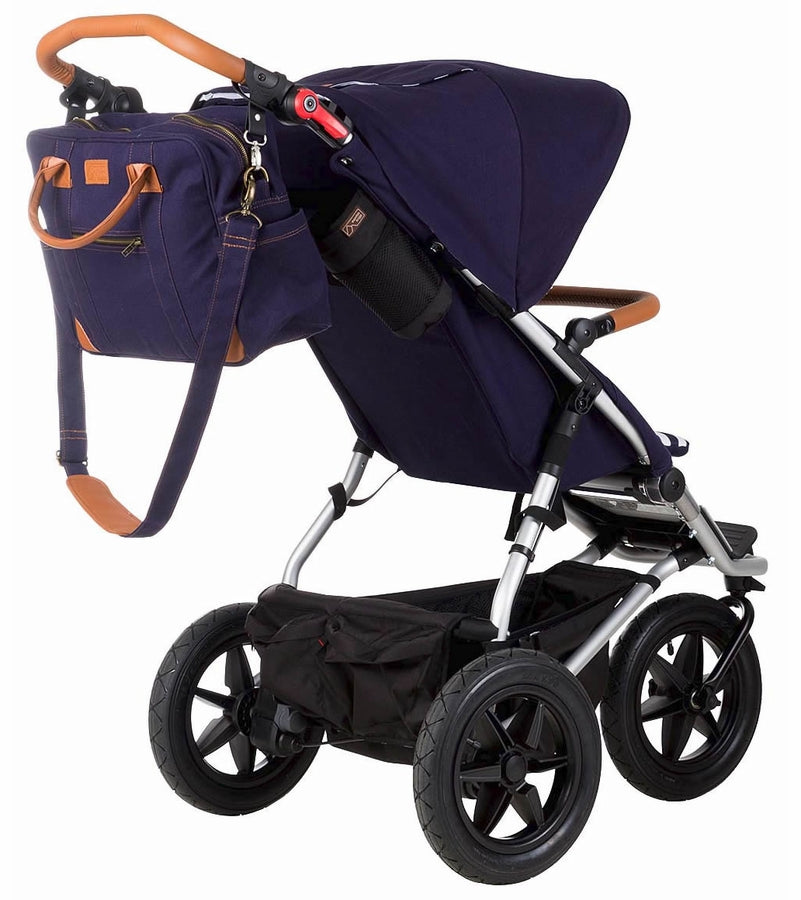 Mountain Buggy Urban Jungle Luxury Collection Stroller - Nautical