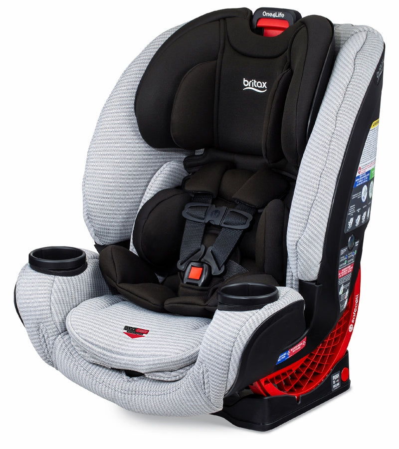 Britax One4Life ClickTight Anti-Rebound Bar All-in-One Convertible Car Seat - Clean Comfort