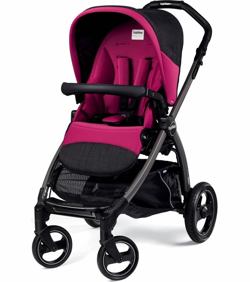 Peg Perego Book Pop Up Stroller - Fleur