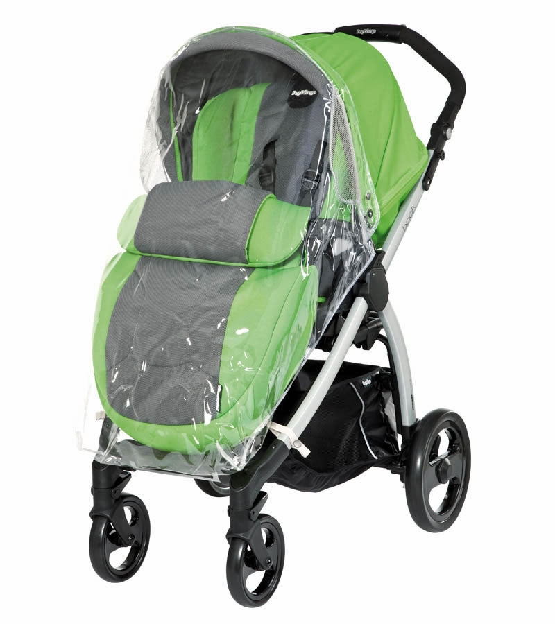Peg Perego Rain Cover for Book, Book Plus, Pop Up, Pliko Mini, Switch Four