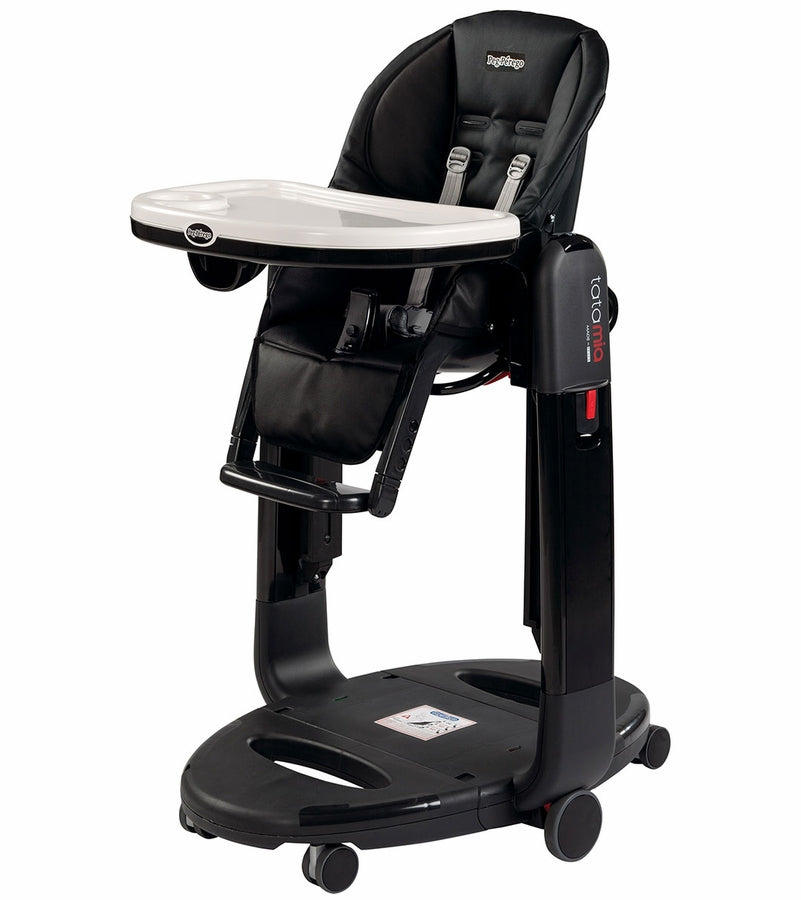 Peg Perego Tatamia 3-in-1 High Chair in Licorice