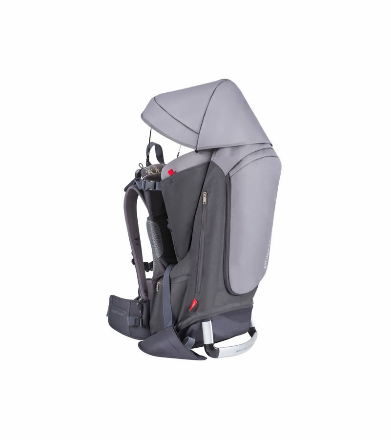 Phil & Teds Escape Carrier - Red/ Grey