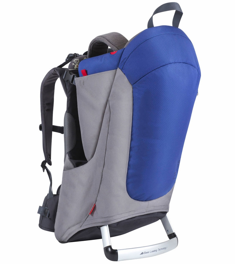 Phil & Teds Metro Baby Carrier - Blue / Grey