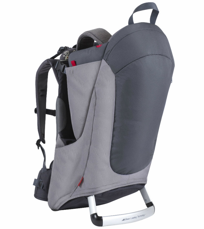 Phil & Teds Metro Baby Carrier - Charcoal / Grey