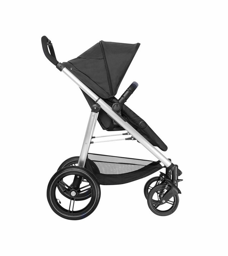 Phil & Teds Smart Lux Stroller - Taupe