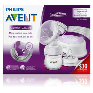 Philips AVENT Free Comfort Single Electric Pump