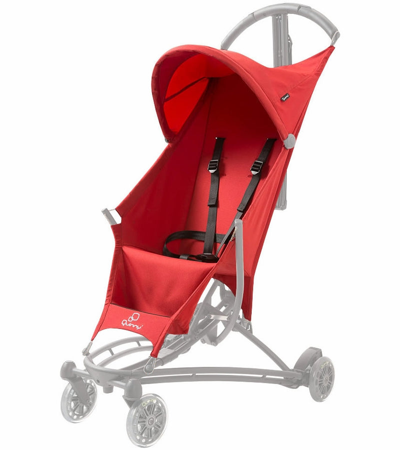 Quinny Yezz 2.0 Stroller Cover - Red Signal