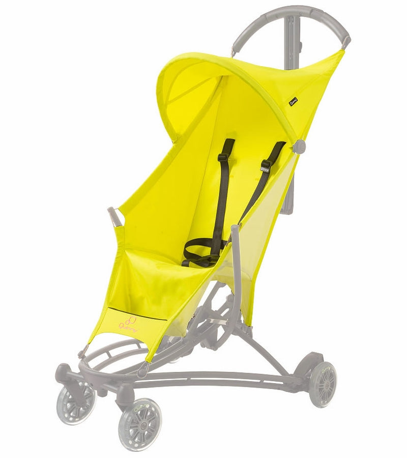 Quinny Yezz 2.0 Stroller Cover - Sulphur Shade