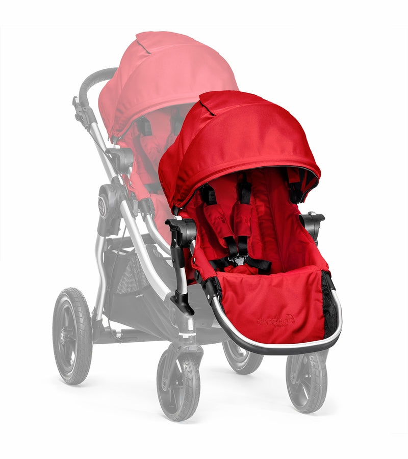 Baby Jogger City Select Second Seat Kit, Ruby
