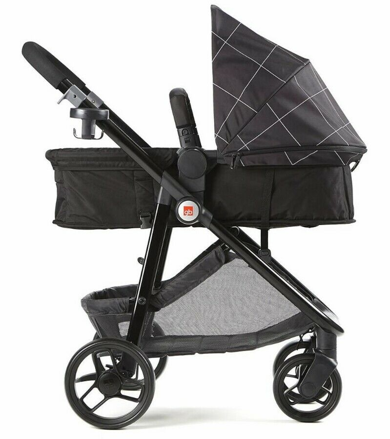GB 2016 Goodbaby Stroller and Car Seat - Lyfe Travel System - Windowpane