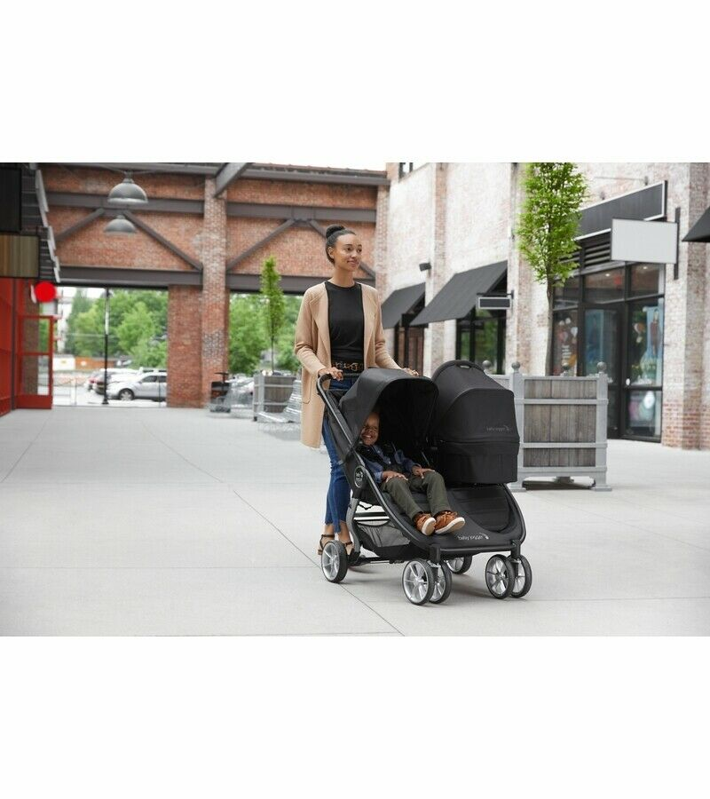 Baby Jogger City Mini 2 Double & City Mini GT2 Double Pram Bassinet - Carbon