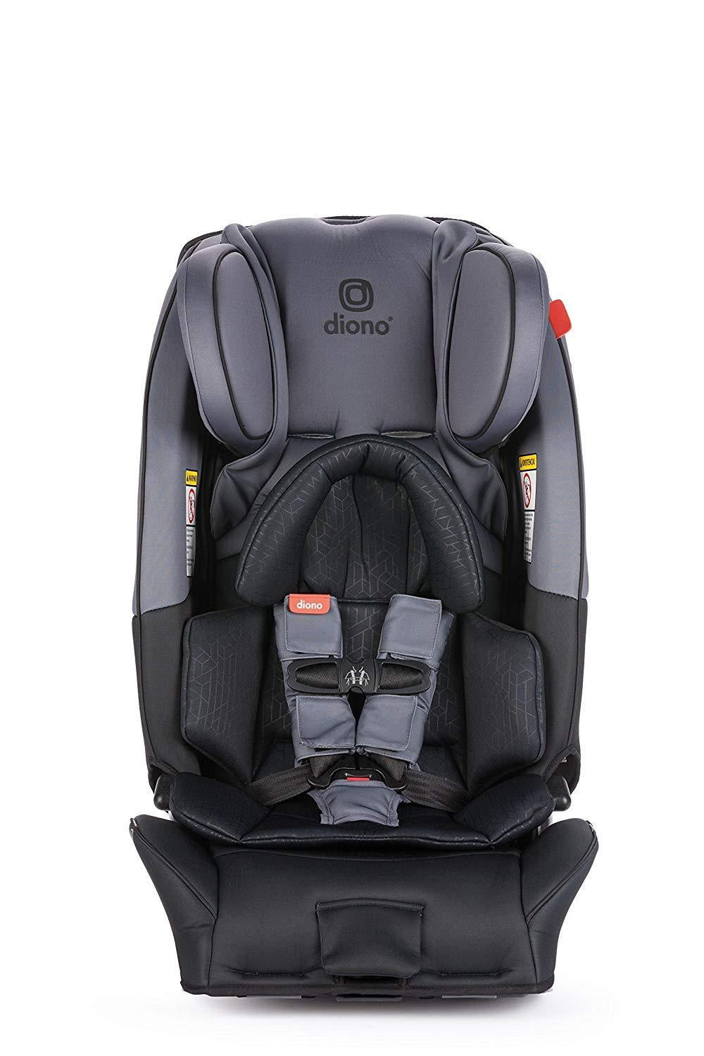 Diono Radian 3 RXT All-in-One Convertible Car Seat - Grey Dark