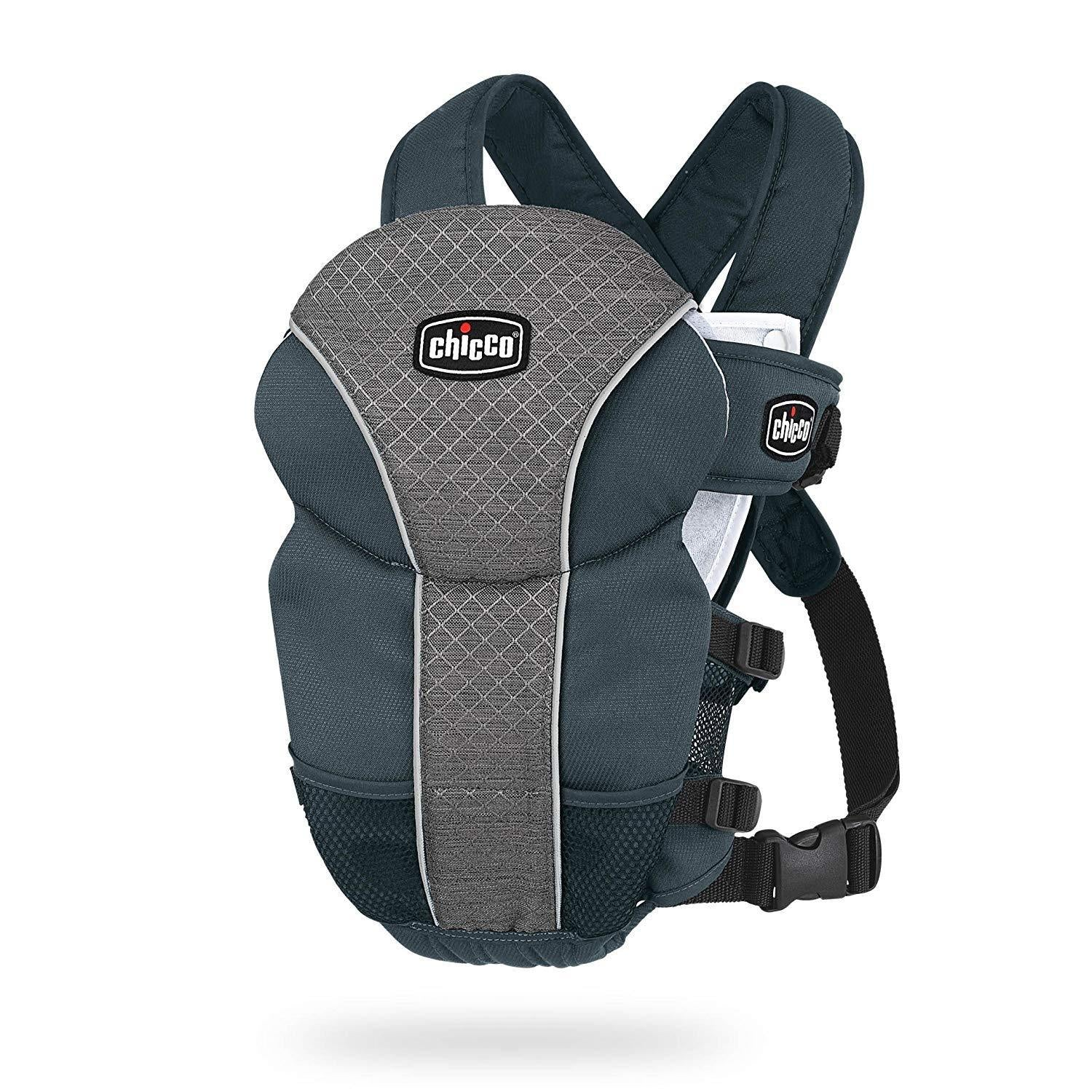 Chicco UltraSoft Infant Carrier in Poetic