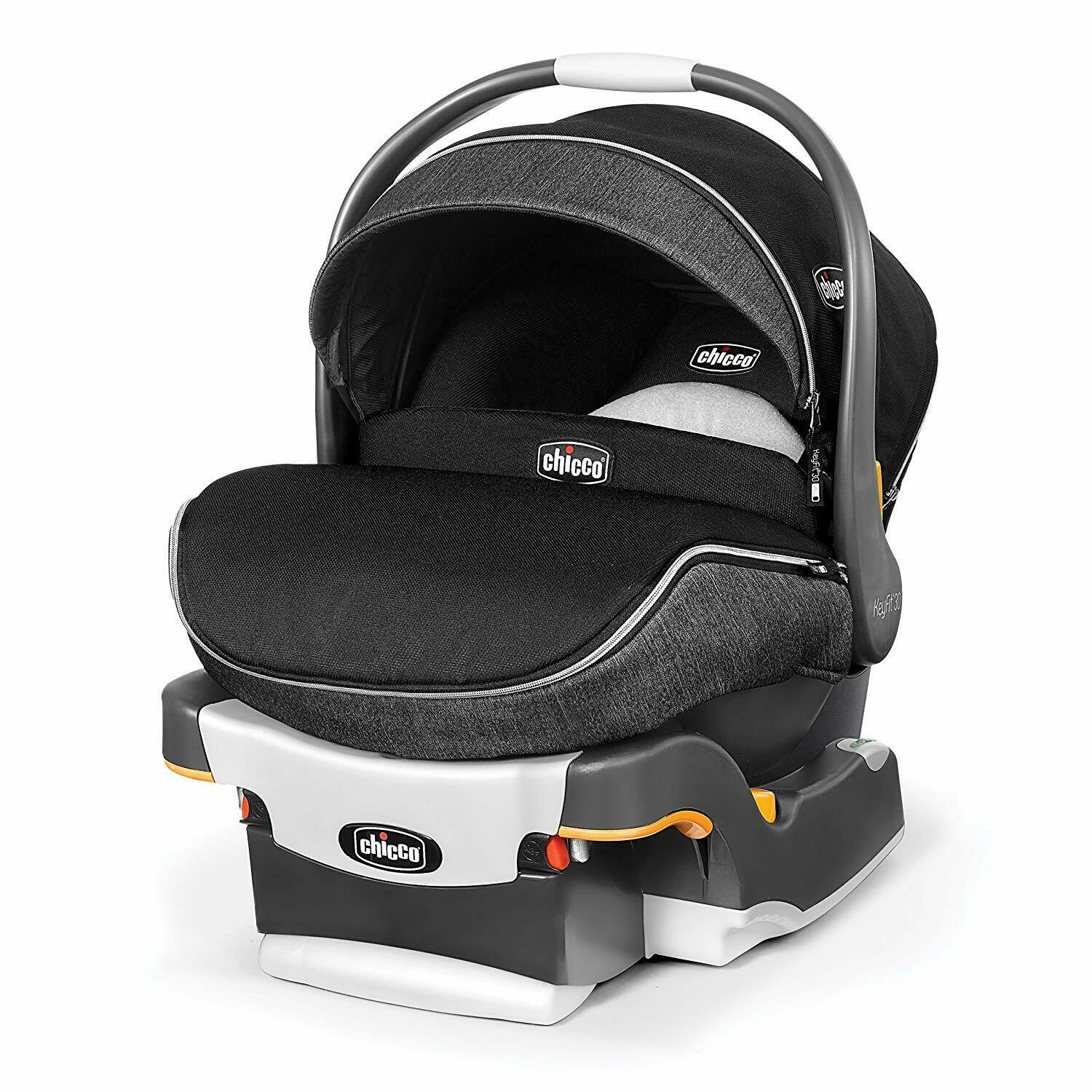 Chicco KeyFit 30 Zip Infant Car Seat in Minerale