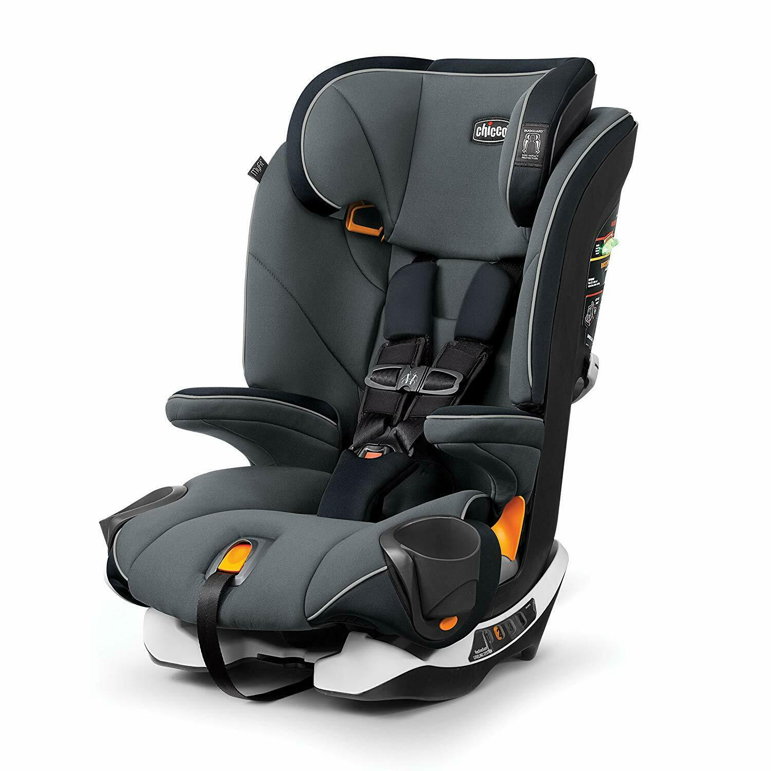 Chicco MyFit Harness Booster Car Seat - Fathom