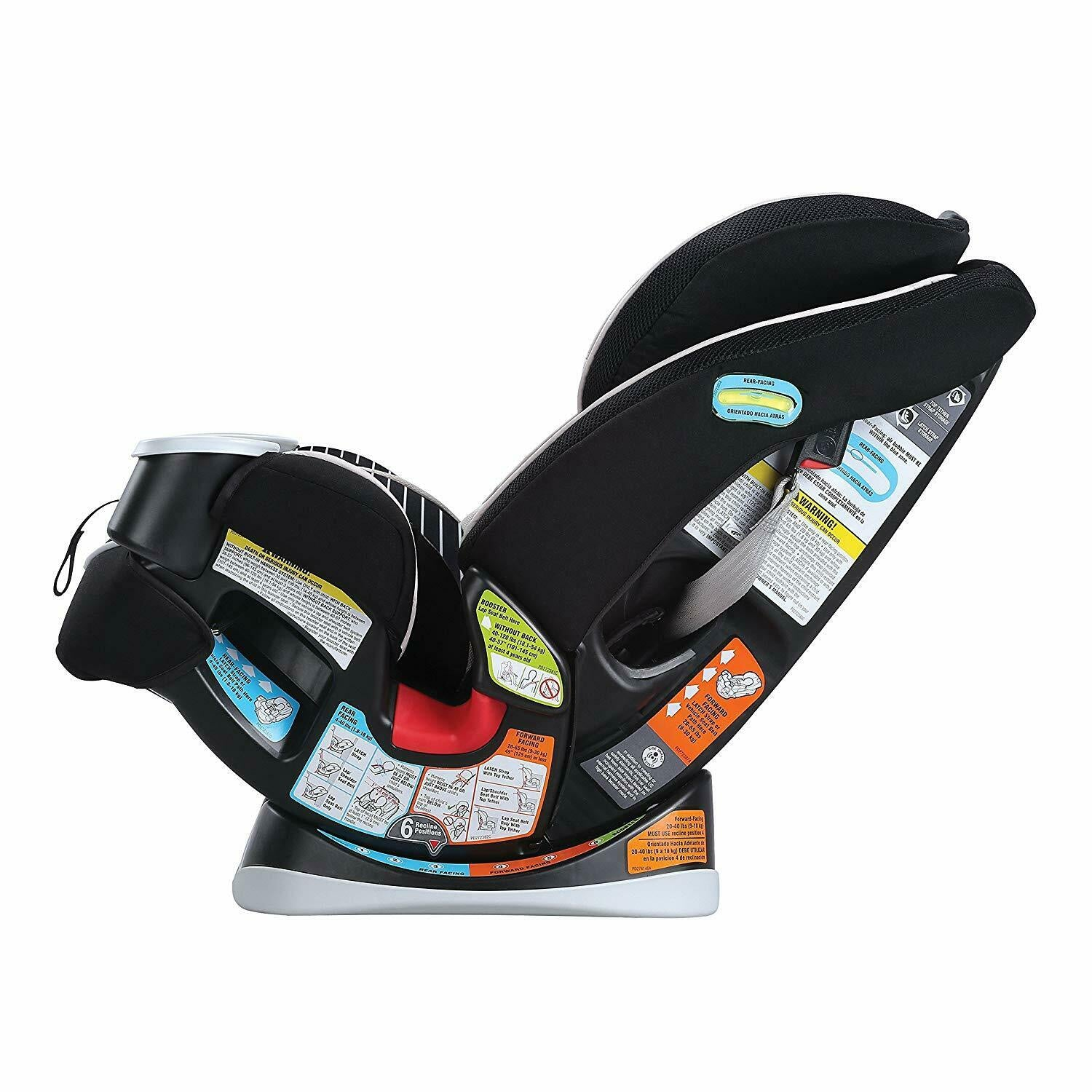 Graco 4Ever All-in-One Car Seat - Studio